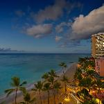 Outrigger room view c Steve turner photography