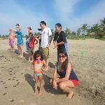 Ultimo dia x la mañana Adios tortuguitas, adios Playa viva