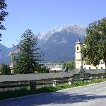 Basílica Wilten, Innsbruck, Austria.