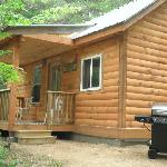 Oak Ridge Lodge - One of our Full Amenity Cabins