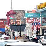 Streetview of Lockview Restaurant