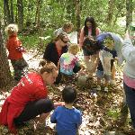 Nature Hike with our Daily Rec Program