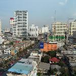 vista habitación (calle petchamburi)
