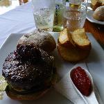 Waygu Beef Burger