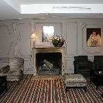 Hotel Lounge/Gathering Room