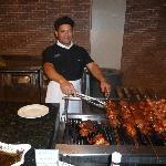 BBQ chef