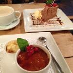 The Dessert 'Challenge' at Henry VIII