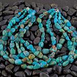 Mulit Strand Turquise Necklace
