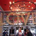 Veritas winery.