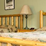 Northern Michigan Log Beds