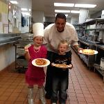 Pizza Fun with Chef Hany!!