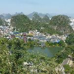 Hills Surrounding Guilin