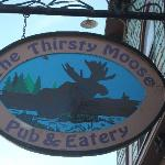 ‪Thirsty Moose Pub & Eatery‬