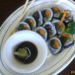Kim Bap - Korean sushi