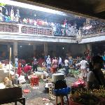 Ubud Market nearby