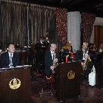Jazz-Club au Peace Fairmont Hotel Shanghai