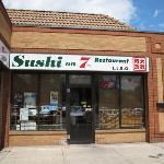 Sushi on 7 Foto