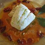 pesce su sughetto di pomodoro