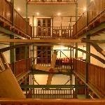 accès aux chambres