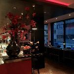 Hotel bar & cafeteria