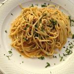 spaghetto ai ricci