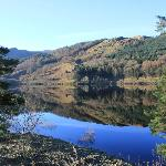 Thirlmere completely calm
