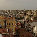 Blick Richtung Galata-Turm
