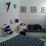 Dormitorio, cama adicional