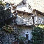 "Typical house ""Verzasca Valley"""