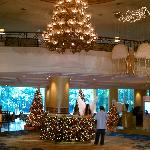 Christmas at the Shangri-La
