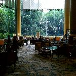 Lobby Lounge with live music