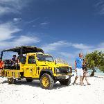 De Palm Tours offroad landrover adventures!