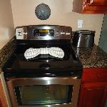fully loaded stainless kitchen