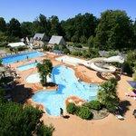 Le parc aquatique / Our aquatic park