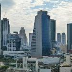 Bangkok bei Tag (Teilansicht)
