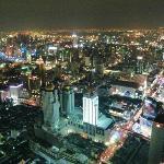 Bangkok bei Nacht.