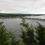 View from atop Starved rock