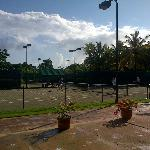 Tennis Club, clay courts, Sea Horse Ranch