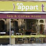 Salon de thé, chocolats, cafés, pâtisseries maison ...