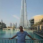 Burj Khalifa впечатляет...