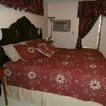 One of the king size bed rooms.