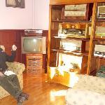 antiguas fotos de los dueños de la casa