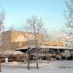 Yukon Arts Centre Winter