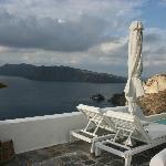 View from Kima blacony