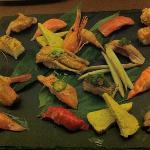 sushi platter for $80+