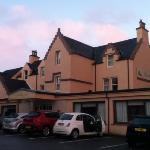 Broadford Hotel exterior
