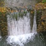 Waterfall El Naciamiento de Andarax
