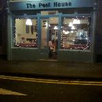 The Post House at Christmas