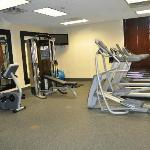 Hampton Inn & Suites Exmore - Hotel Fitness Center