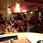 party on at Lakeland spice
